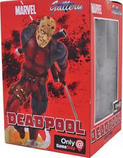 Marvel Gallery Deadpool PVC Figure Statue [Unmasked]
