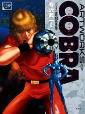 Japanisch Manga Comics Kunstwerke von Cobra der Raum Piraten mit Abtastung