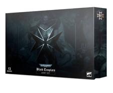 Negro Templarios Ejército Box Set-Warhammer 40k -! totalmente Nuevo! Preventa envío rápido!