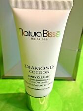 NEW! NATURA BISSE ~ DIAMOND COCOON ~ DAILY CLEANSE ~0.7 OZ~ CREAMY FACE CLEANSE
