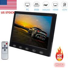 7 inch Tft Led TouchButton Display Hdmi Av Vga Audio Monitor F Pc Car Dvd Pos Us