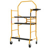MetalTech Scaffold 900 lbs. Load Capacity 5 ft. x 4 ft. x 2-1/2 ft.