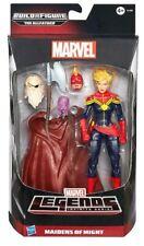 Marvel Legends Avengers 6 Inch Action Figure Odin Series - Captain Marvel