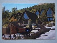 A Line Motor Lodge Queenstown New Zealand Postcard