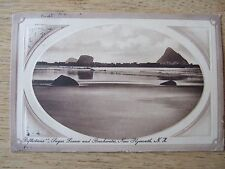 New Zealand,Sugar Loaves & Breakwaters New Plymouth. PM Wanganui 1911