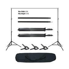 Adjustable Background Support Stand Crossbar Kit for 2*3m Backdrop