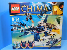 Lego Chima 70003 ~ Eris' Eagle Interceptor  ~New! 348 Pieces