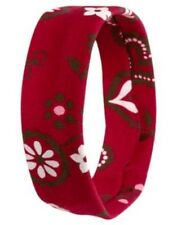 GYMBOREE ALPINE SWEETIE RED FLOWER SOFT HEADBAND NWT