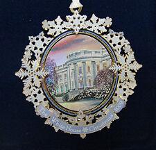 2009 The White House Historical Christmas Ornament President - GROVER CLEVELAND