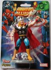 "THOR ( 3"" ) VHTF ( MINIATURE ALLIANCE ) MARVEL SUPER HERO FIGURE ( AVENGERS )"