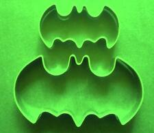 2 size Batman Biscuit Fondant Pastry Baking Cookie Cutter Stainless Steel Set