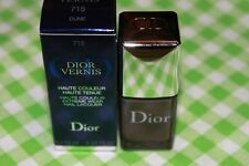 Dior Vernis ( 715 Dune ) Nail Lacquer ( Extreme Wear ) 0.33Fl.Oz.
