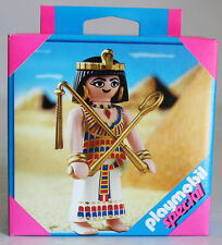RARE 2005 PLAYMOBIL SPECIAL 4651 CLEOPATRA EGYPTIAN NEW SEALED MISB !