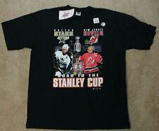 2000 Stanley Cup Final Mens T-Shirt Dallas Stars New Jersey Devils XXL Deadstock
