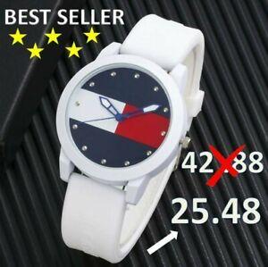 Women's Watch Ladies Quartz Analog Wristwatch Silicone Female Watch Sport Watch