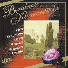 Ida Cernecka, Joanna Brzezinska: Berühmte Klavierstücke - CD 2, Frédéric Chopin