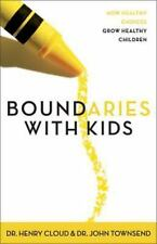 Boundaries with Kids a Christian paperback book by Henry Cloud and John Townsend