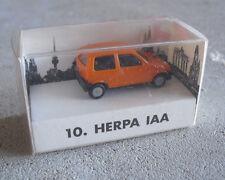 Herpa HO 1/87 1993 IAA Fiat Cinquecento Car NIP