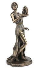 "10.5"" Pandora & the Opening of the Box Greek Statue Sculpture Figure Figurine"