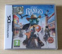 RANGO  NINTENDO DS IN ITALIANO NINTENDO DS-3DS-2DS  NUOVO SIGILLATO