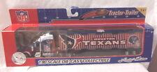 KKar Fleer - 2005 NFL Transport Series - Peterbilt - Blue & Red - Texans