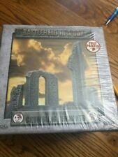 Battlefield in a Box painted Crumbling Remnants Hall of Heroes miniature terrain