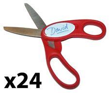 Box of 24 x Pairs 12.5cm Tag-It Arts & Craft Scissors Esselte, P3MZ#