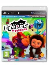 1*     Eyepet & Friends - Move Required PS3 New And Sealed NOW WITH FREE P&P!!!