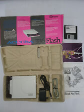NEW - HAYES ACCURA 33.6 FAX MODEM 4714US, with Adapter, cable and manual