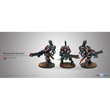 Infinity Corvus Belli Szalamandra Squadron Nomads metal new