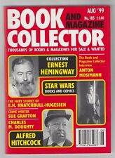 BOOK & MAGAZINE COLLECTOR #185  =  STAR WARS ERNEST HEMINGWAY ALFRED HITCHCOCK +
