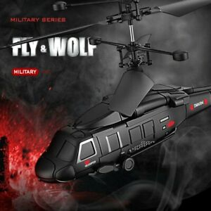 Remote Control Aircraft Helicopter Military Aircraft Fighter RC Drones Quadrocop