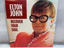 ELTON JOHN Recover Your Soul CD (PROMO Single)