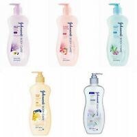 400ml Johnson's Body Care Lotion Moisturizers Beauty Skin Natural White Fresh