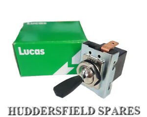 Genuine Lucas on/on 2 position switch - 31780 for classic Mini-NEW