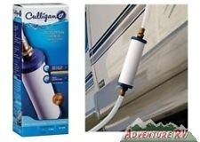"""Culligan Exterior Disposable RV Campground Camping Water Filter w 12"""" Hose RV800"""