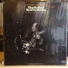 [SOUL/JAZZ]~EXC LP~CHARLIE BYRD~Byrd By The Sea~{Original 1974~FANTASY~Issue]~