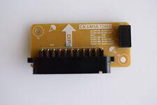 Technika LED19-248 Scart Socket PCB CN.UM5A 12065