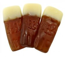 Pint Pots Beer Bottles 1Kg Bag (approx 120) Jelly Retro Sweets