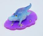 Edgar the Crocodile Polymer clay handmade sculpture