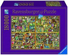 Ravensburger Magical Bookcase - 18000 Piece Jigsaw Puzzle