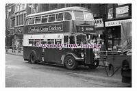 ab0086 - Leicester City Bus - FBC 320 to Henley Road - photograph 6x4