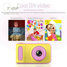 Kids Camera 2.0Inch Mini Children Digital Camera For Gift Video Recording Toys