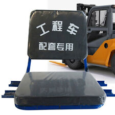 Tractor Seat Dozer Seat Tractor Seat Black Cover Forklift Parts & Accessories Us
