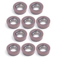 10×   RPMT1003-M0 RPMT1003MO BP010 Superior quality Milling cutter blade carbide