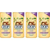 DOP Shampoing Très Doux 2-en-1 au Karité 400 ML - Lot de 4