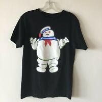 Stay Puft Marshmallow Man Tee Shirt Asphalt Yacht Club Men's Small S