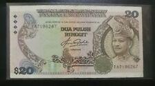 (RM) Malaysia  5th Series RM 20 Aziz Taha First Prefix TA71966267 GVF