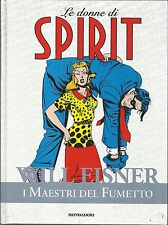 I maestri del fumetto Mondadori n. 11 SPIRIT di WILL EISNER