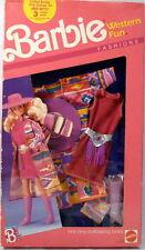Western Fun Fashion 1989-NRFB
